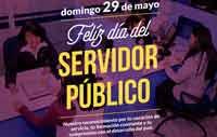 29 de mayo Día del Servidor Público