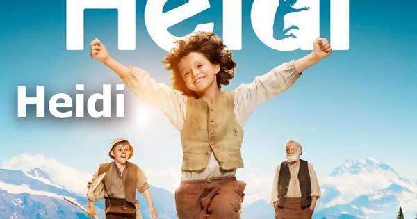 Película Heidi, resumen