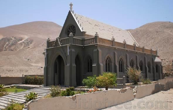Fotos de la Iglesia de Pampablanca