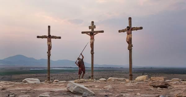 Siete palabras de Jesús en la Cruz
