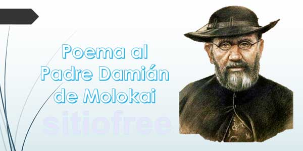 Poema para el Padre Damián